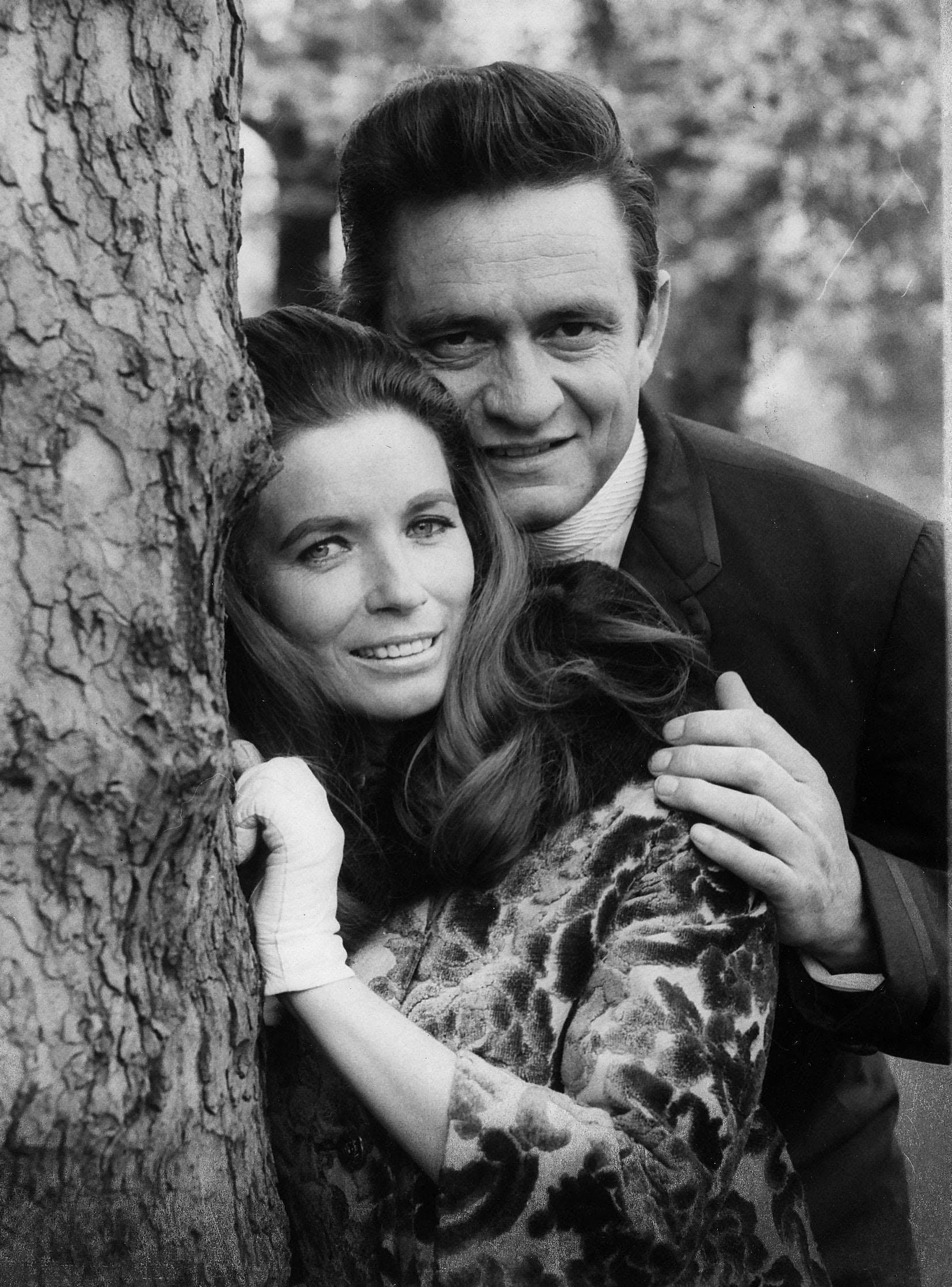 Johnny Cash & June Carter