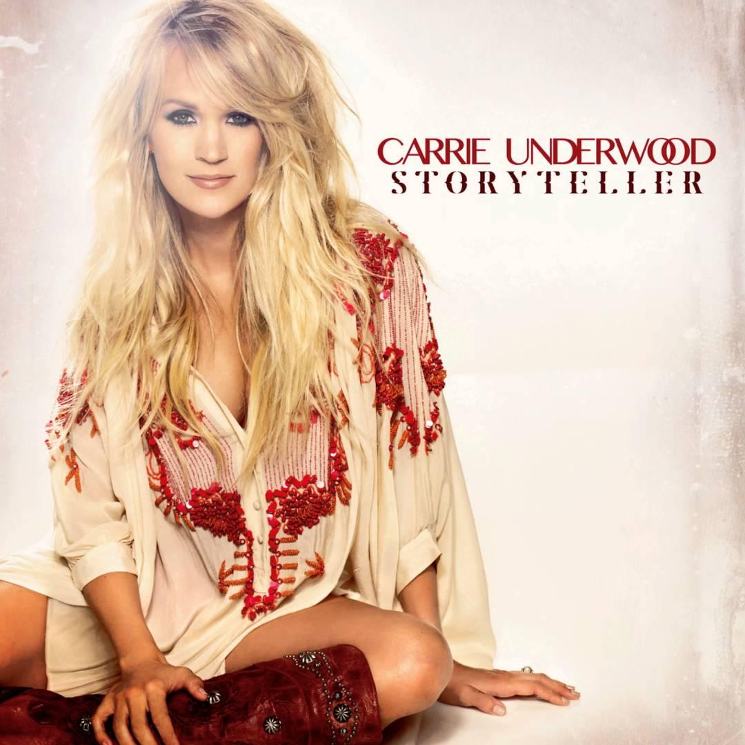 Carrie Underwood - Storyteller - Album Cover