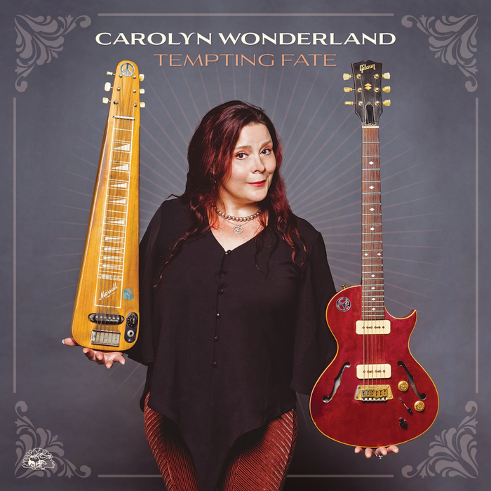Album - Carolyn Wonderland - Tempting Fate