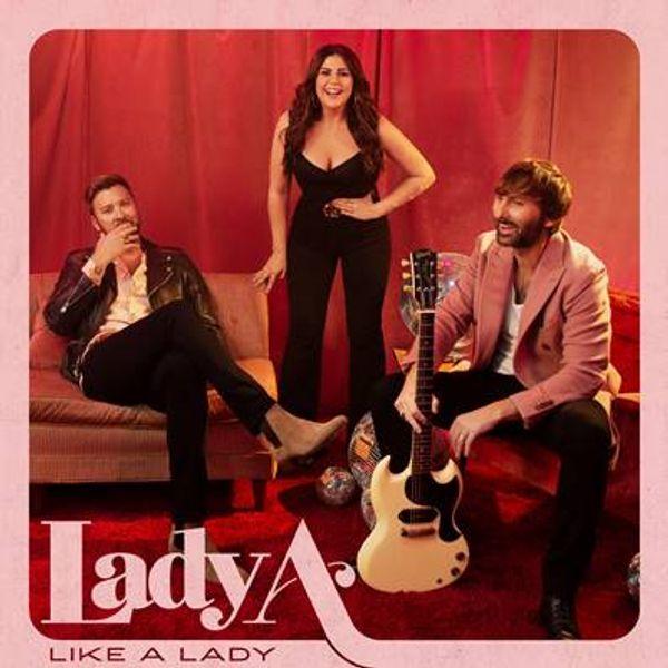 Single - Lady A - Like A Lady