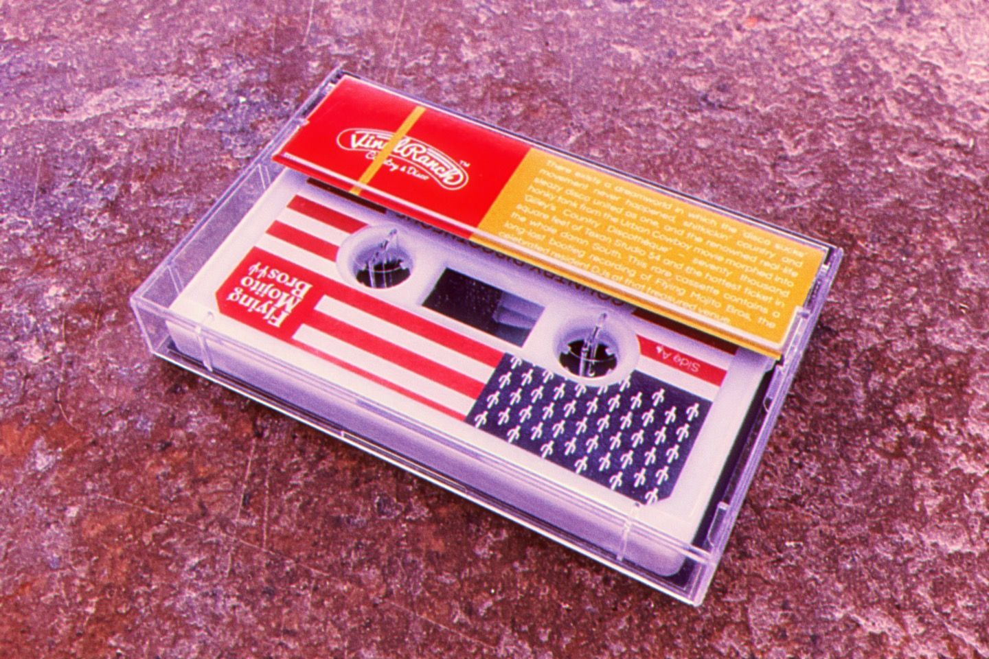 Flying Mojito Brothers - Country Discotheque - Cassette