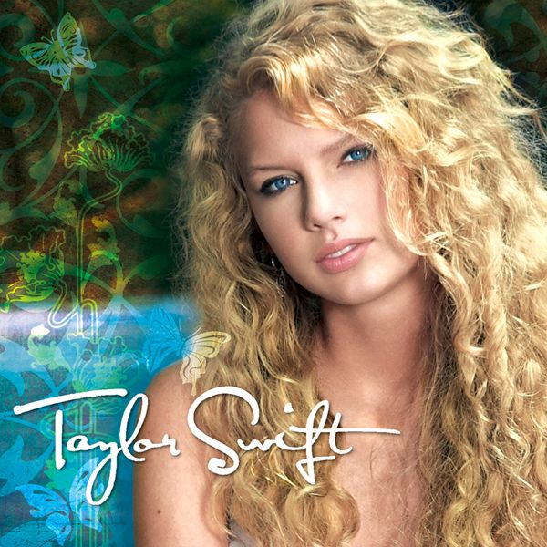 Taylor Swift - Taylor Swift - Album Cover