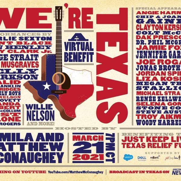 We're Texas Benefit
