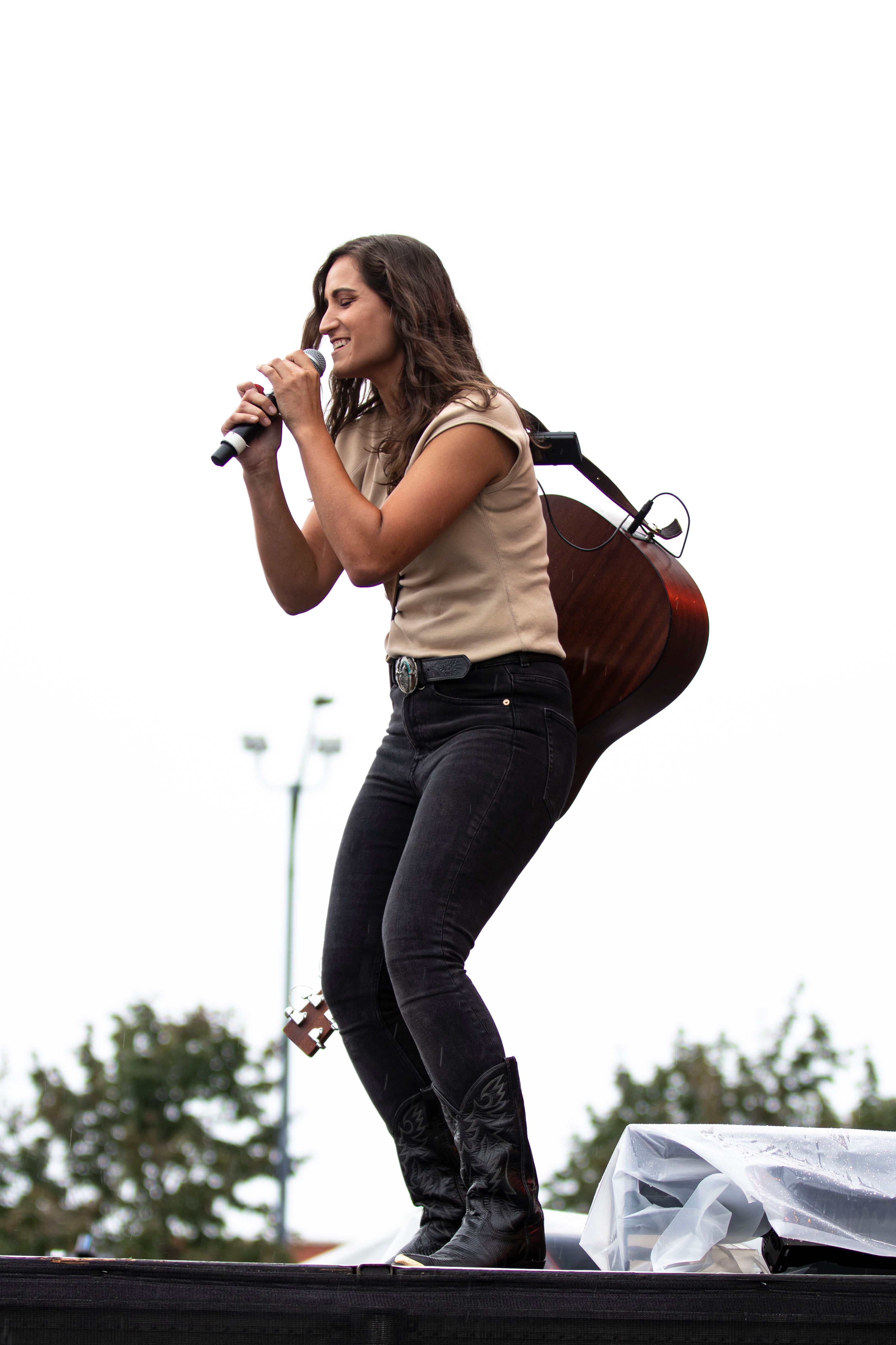 Angie K at Windy City Festival 2021