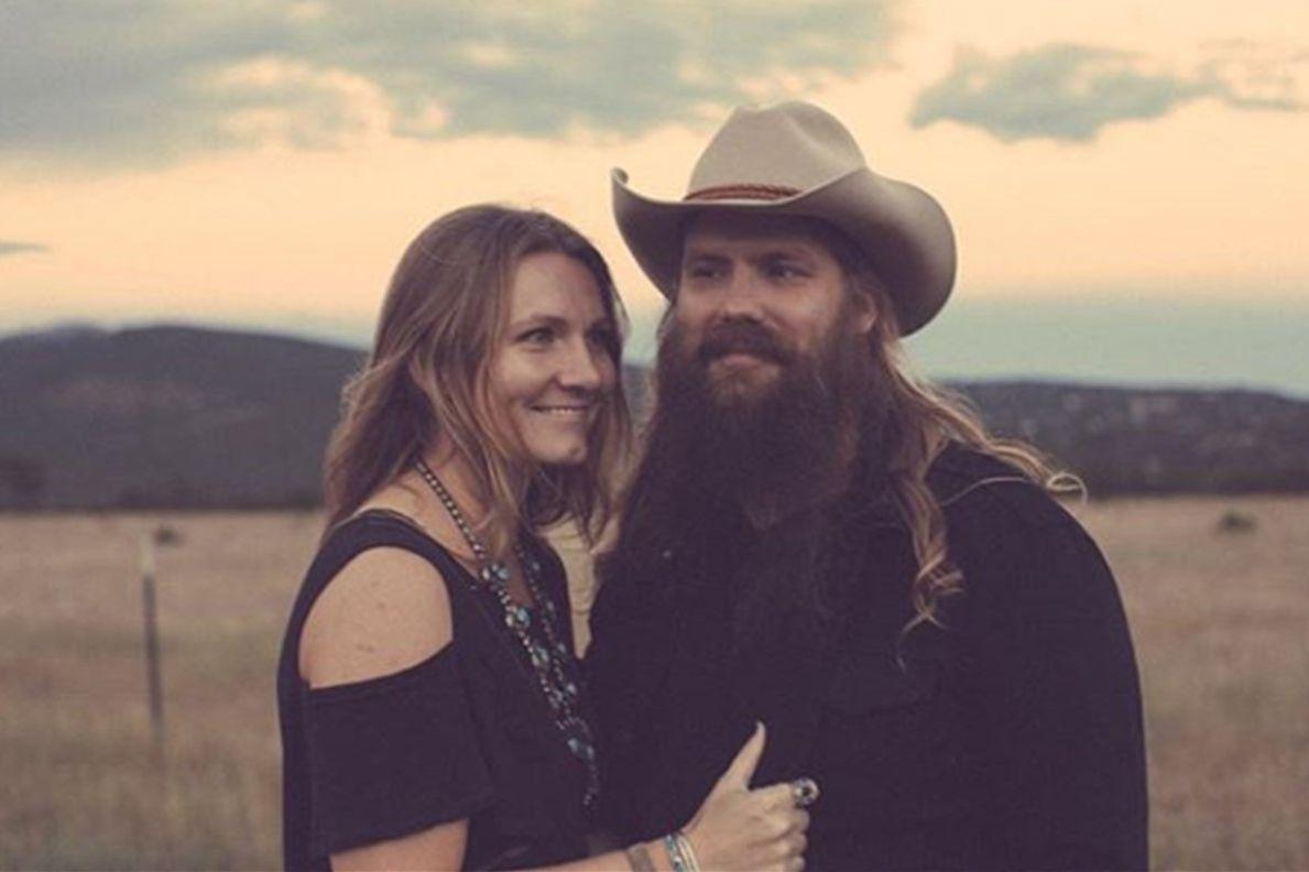 Morgane & Chris Stapleton