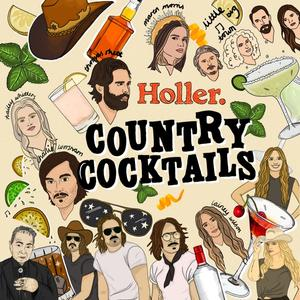 Graphic - Holler Country Cocktails 1