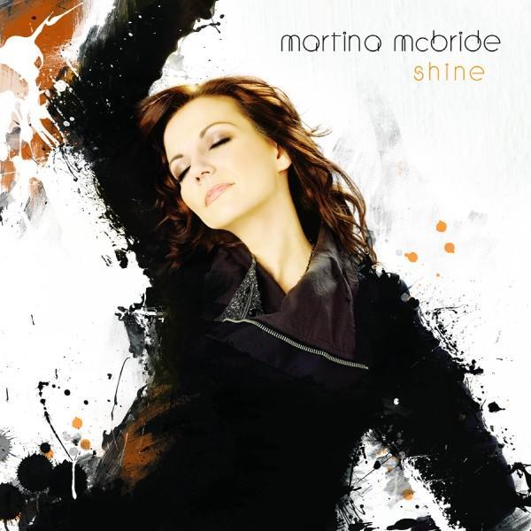 Martina McBride - Shine - Album Cover