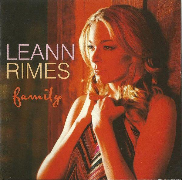 LeAnn Rimes - Family - Album Cover