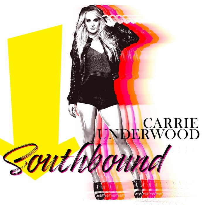 Carrie Underwood - Southbound - Single Cover