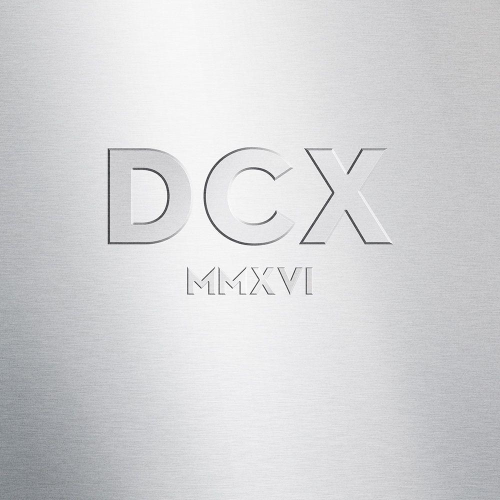 The Chicks - DCX MMXVI - Album cover