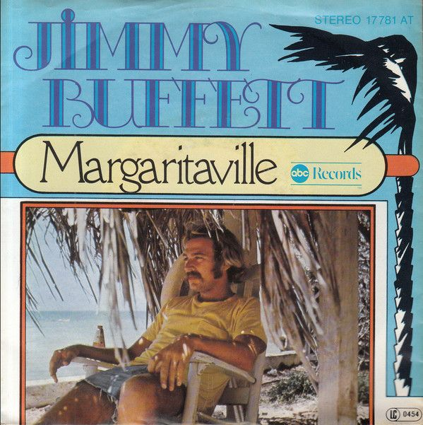 Jimmy Buffet - Margaritaville Single Cover