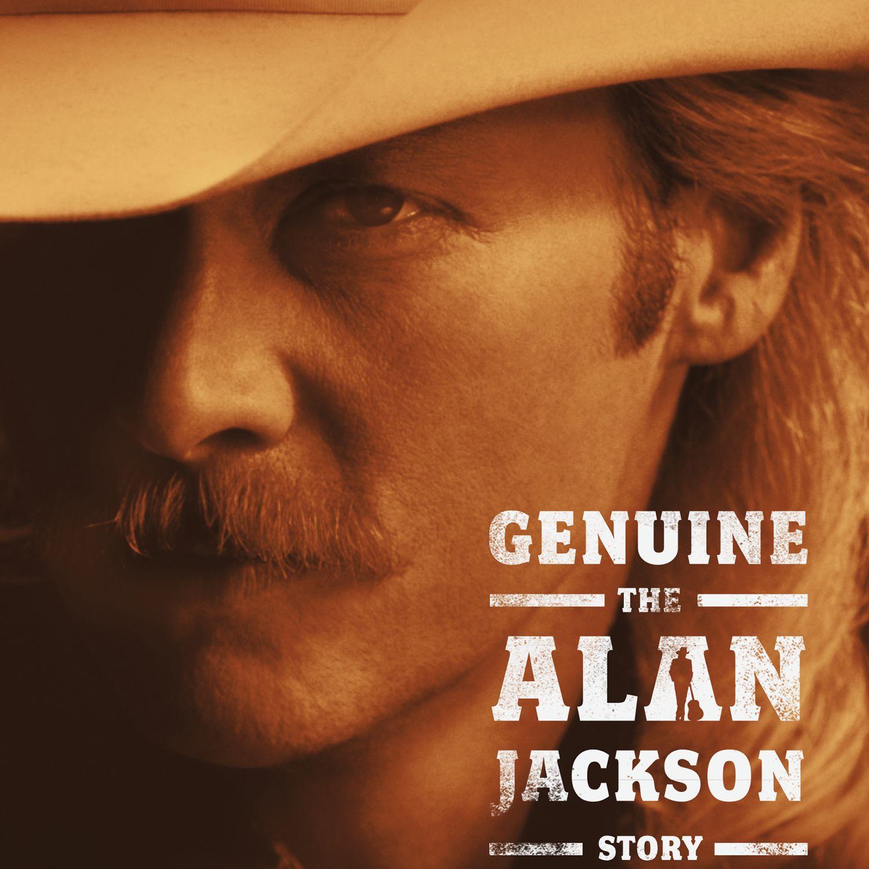 Alan Jackson - Genuine The Alan Jackson Story - Album Cover