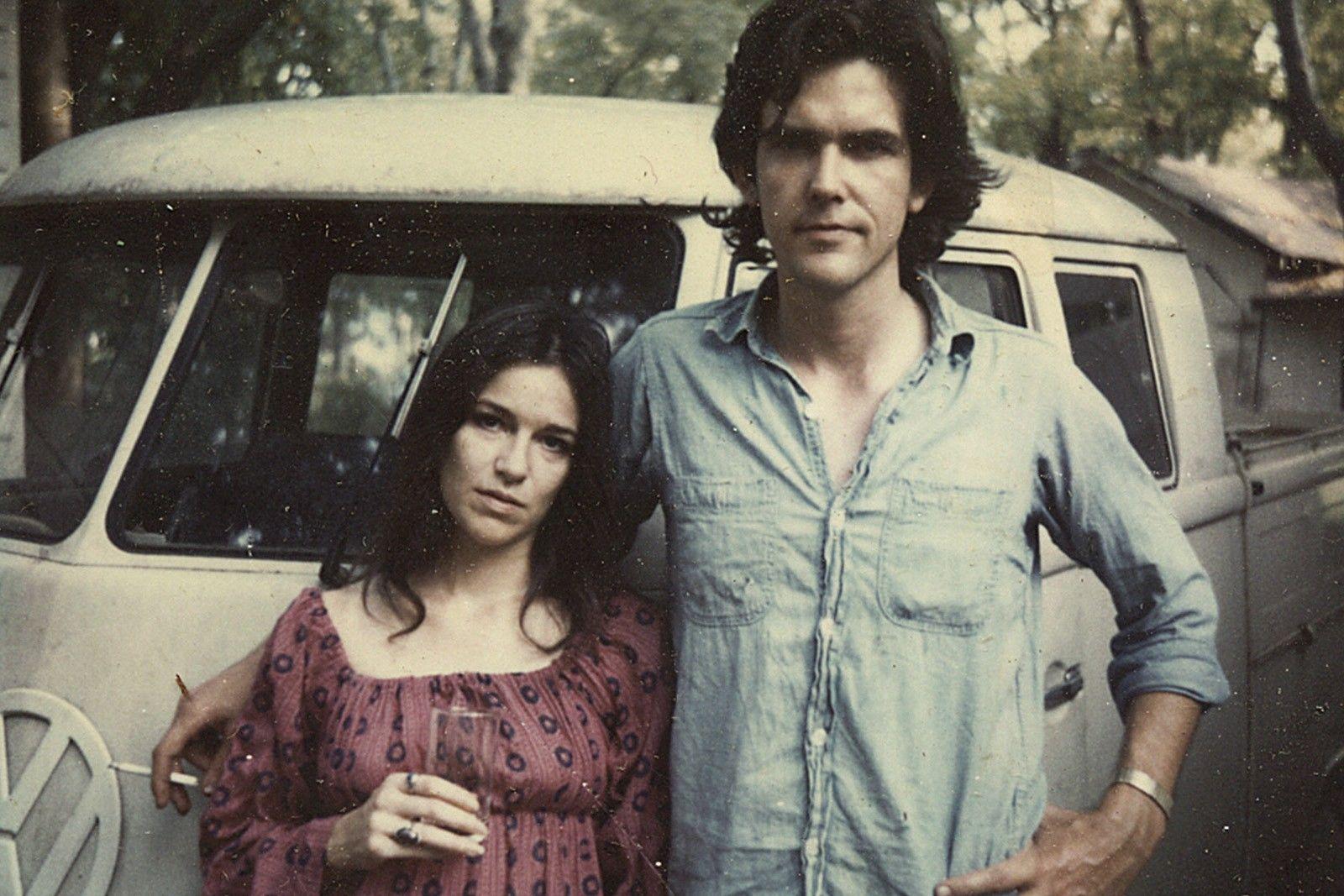 Guy & Susanna Clark