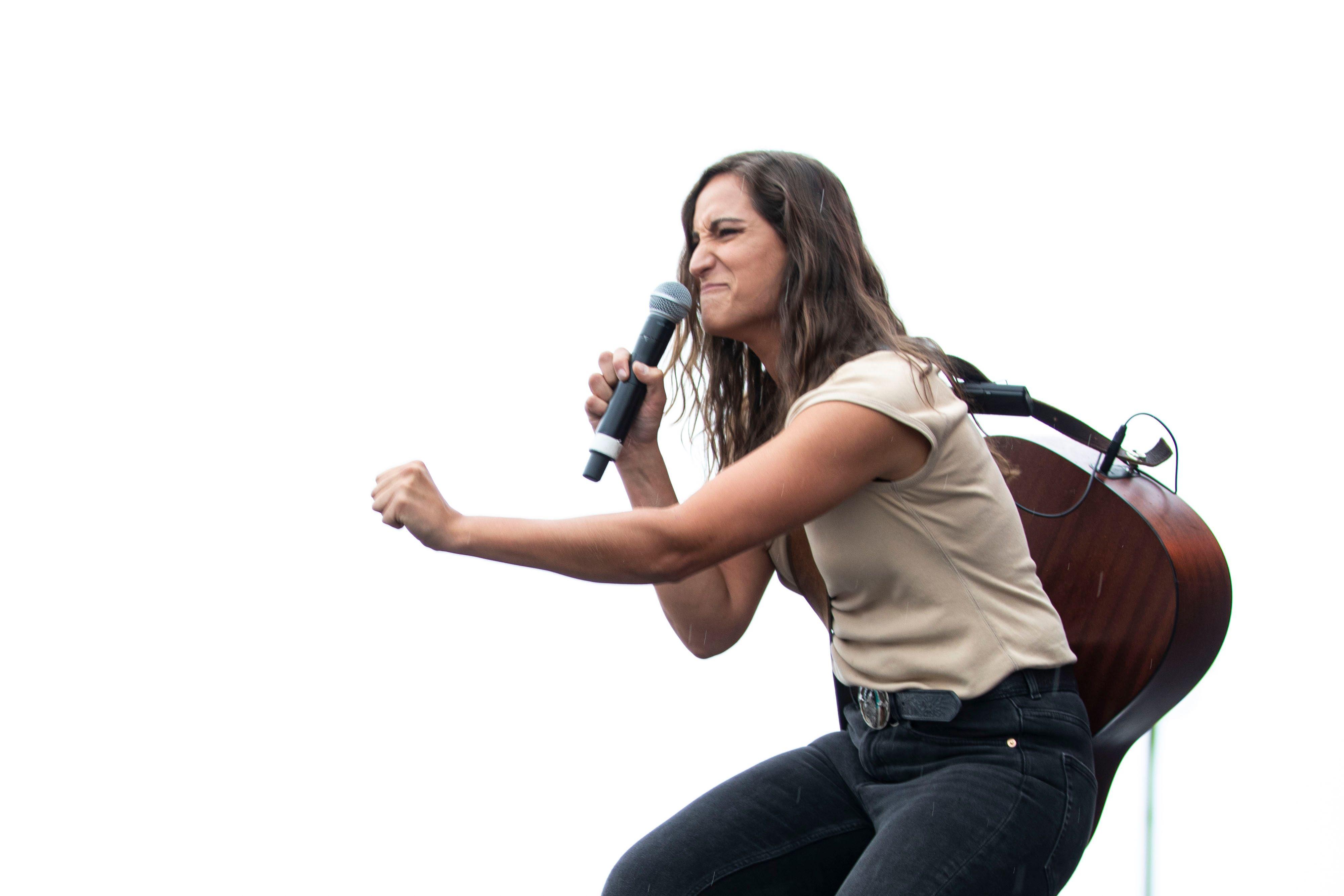 Angie K at Windy City Festival