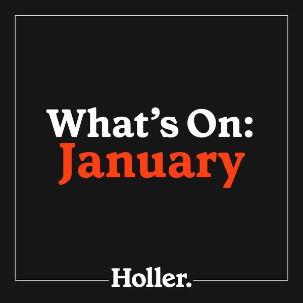 January Holler Playlist