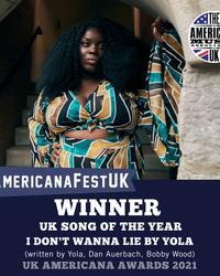 AMA UK Award Winner: UK Song of the Year - Yola