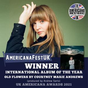 AMA UK Award Winner: International Album of the Year - Courtney Marie Andrews