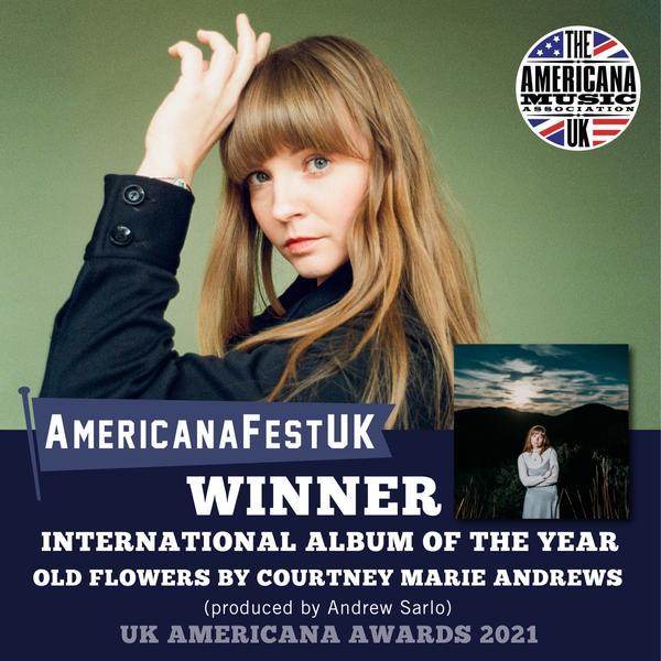 AMA UK Award Winner: International Album of the Year - Courtney Marie Andrews