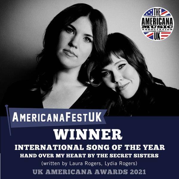 AMA Award Winner: International Song of the Year - The Secret Sisters