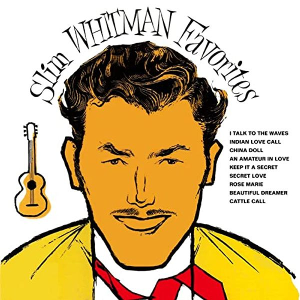 Album - Slim Whitman - Favourites