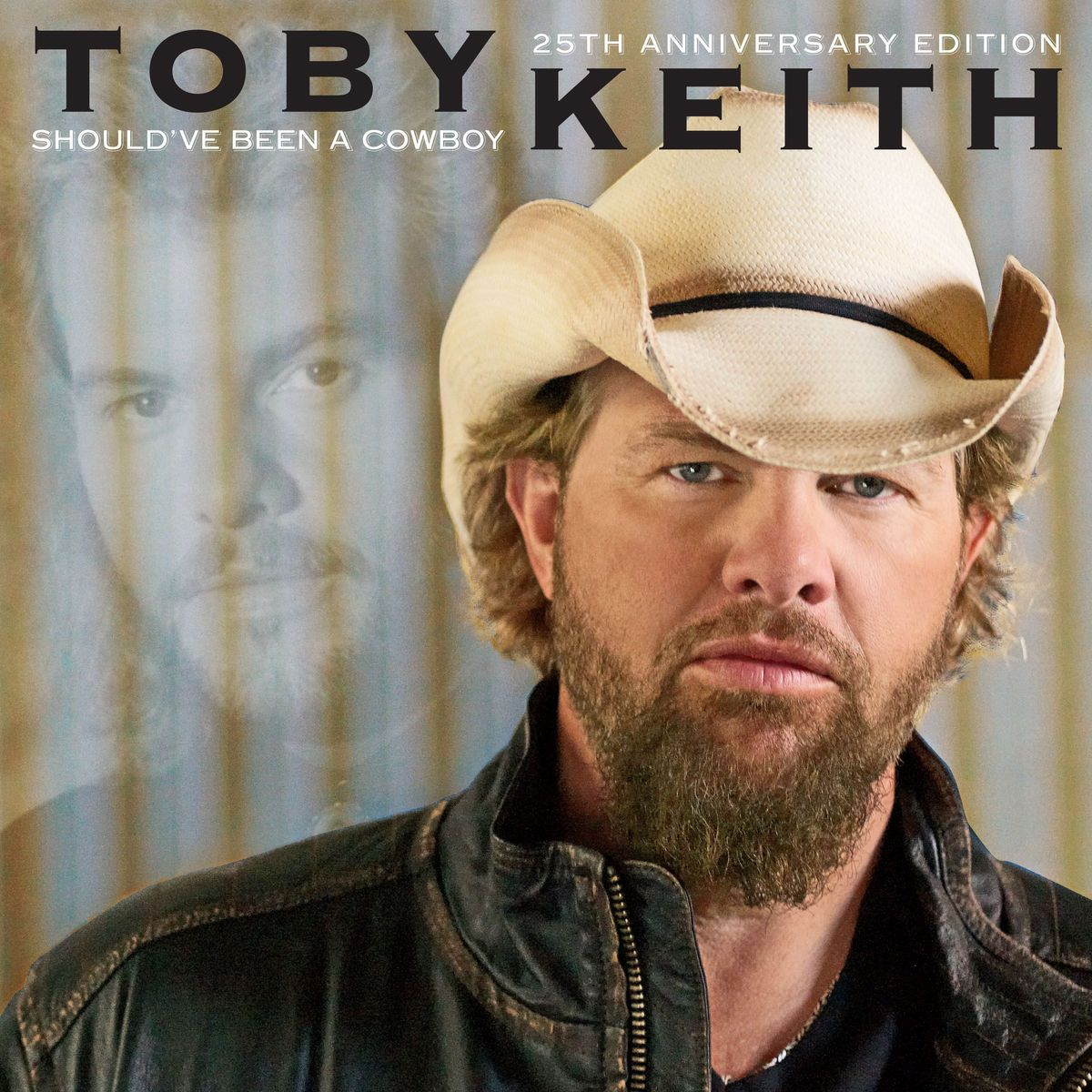 Toby Keith - Should've been a cowboy - Album Cover