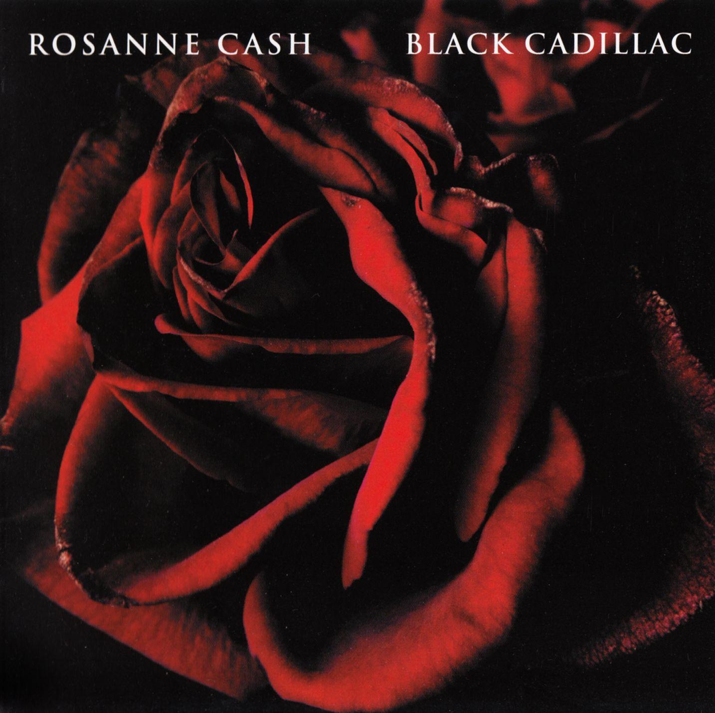 Rosanne Cash - Black Cadillac Album Cover