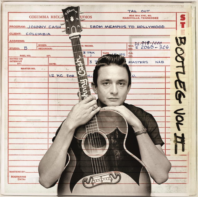 Album - Johnny Cash Bootleg Vol.II
