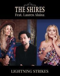 Album - The Shires - Lightening Strikes