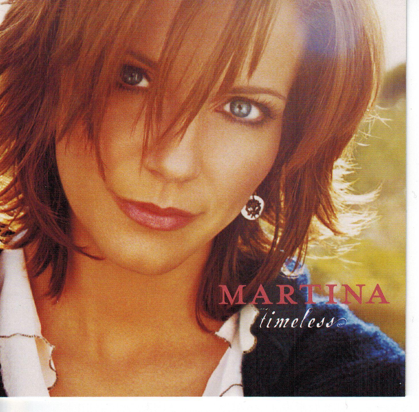 Martina McBride - Timeless - Album Cover