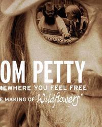 Film Graphic - Tom Petty - Somewhere You Feel Free