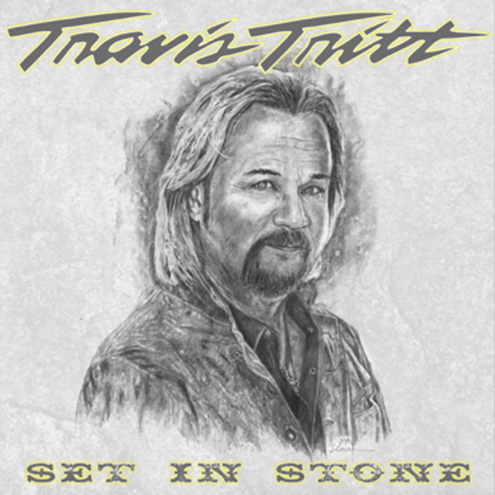 Album - Travis Tritt - Set In Stone