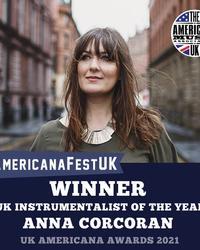 AMA UK Award Winner: UK Instrumentalist of the Year - Anna Corcoran