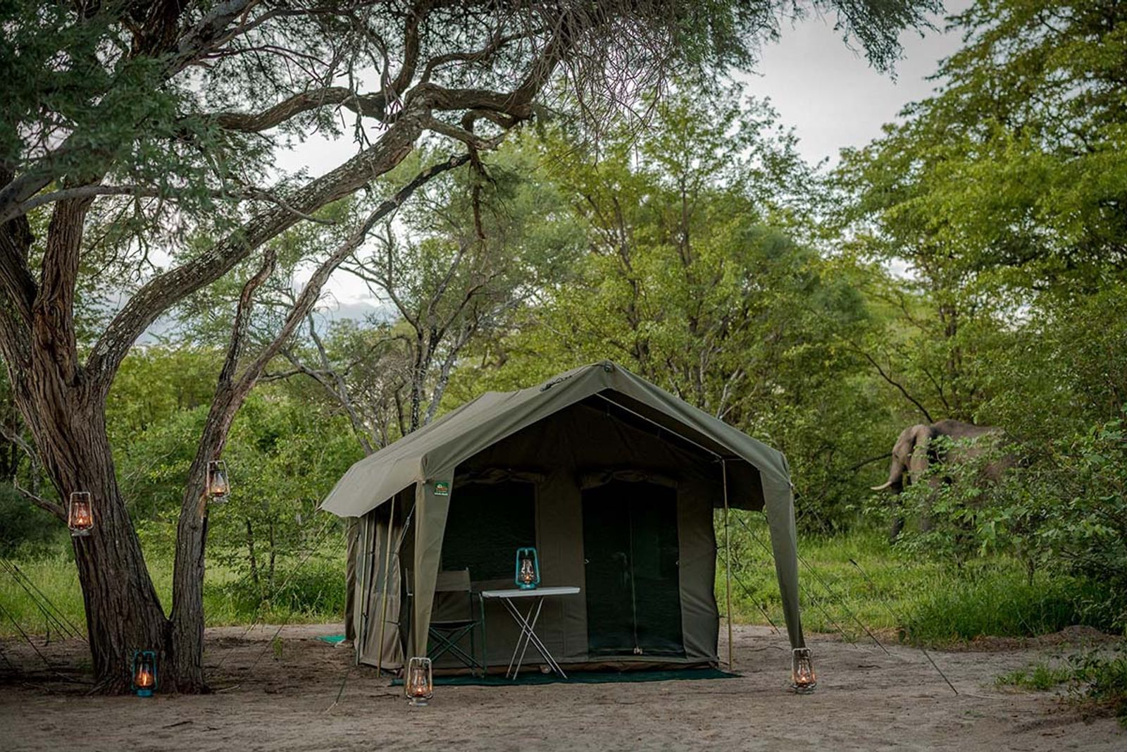 Mankwe Campsites