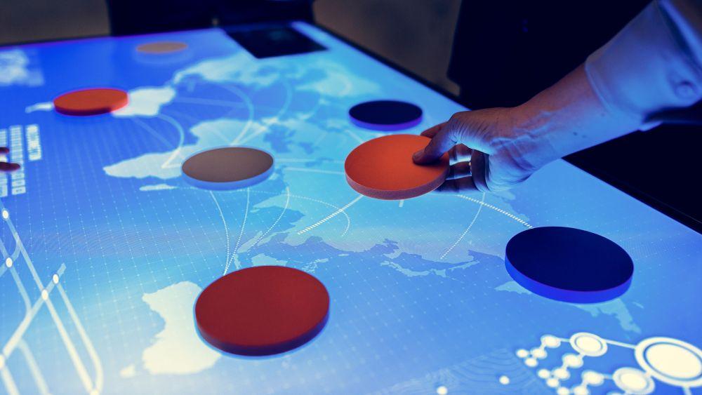 Die Digitalisierung von Messen