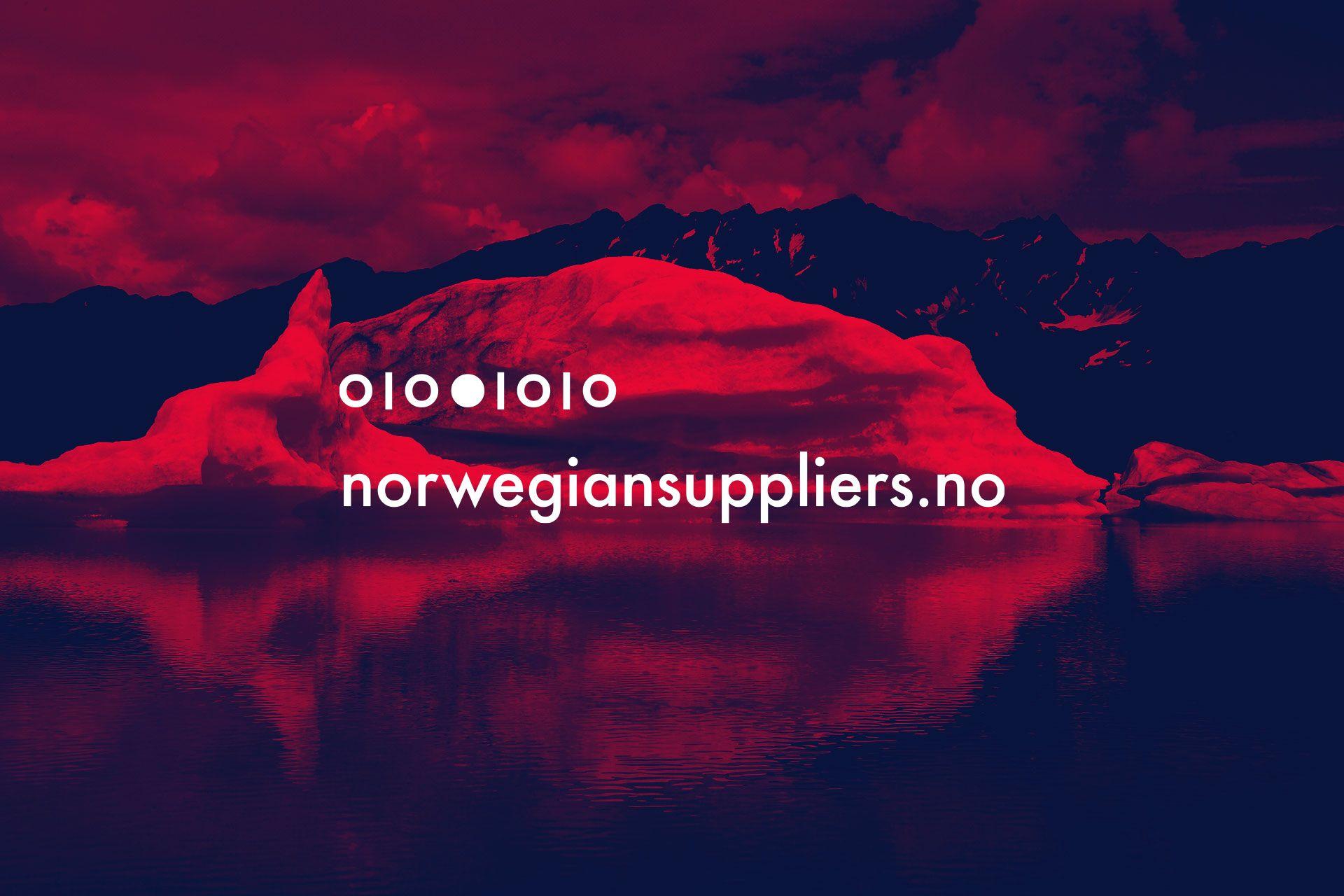 logo norwegian supplieres