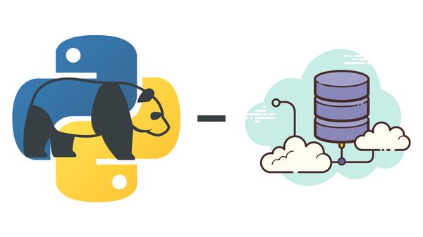 Importing Pandas Dataframe to Database in Python