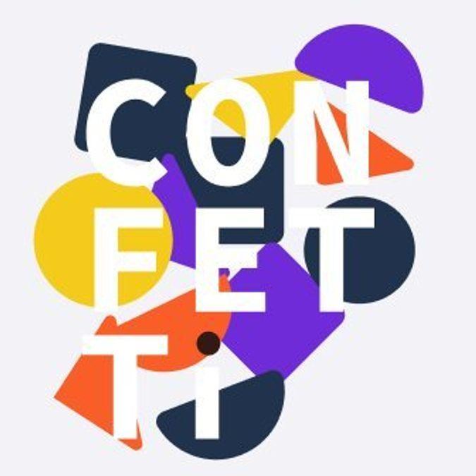 Confetti as an alternative to leetcode