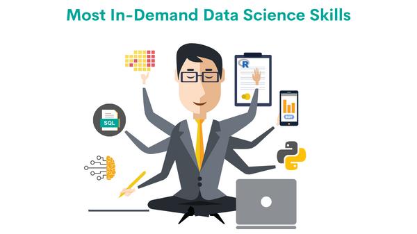 most in demand data science skills