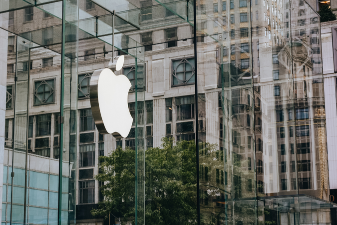 Apple as one of the data science companies