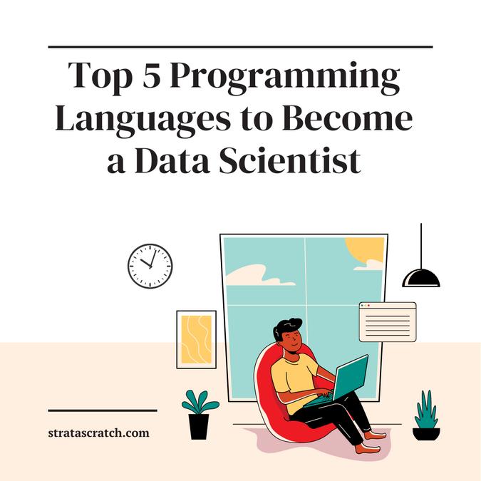 Top 5 Data Science Programming Languages