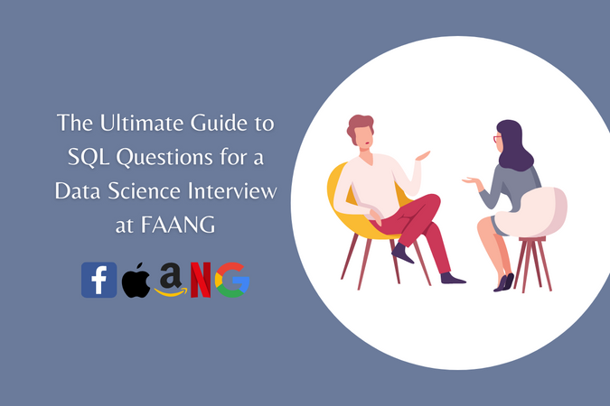 The Ultimate Guide to SQL Questions for a Data Science Interview at FAANG