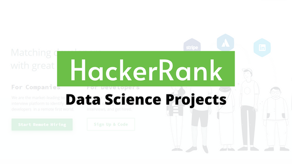 HackerRank Coding Challenges for Data Science