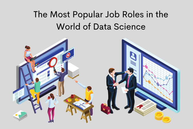 The Most Popular Data Science Roles