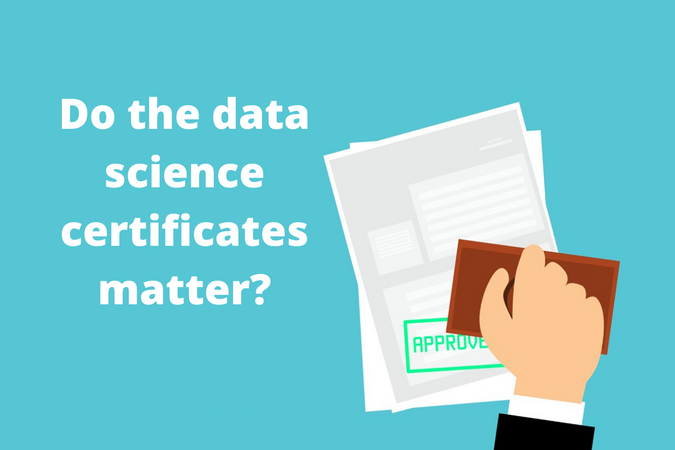 Is a Data Science Certificate Worth it