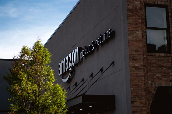 Amazon as one of the data science companies