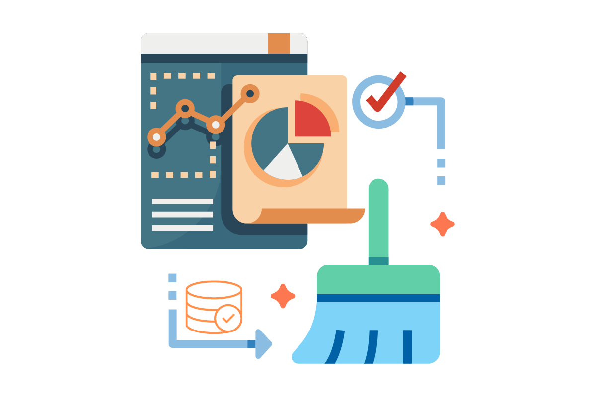 Data Science Projects of data cleaning