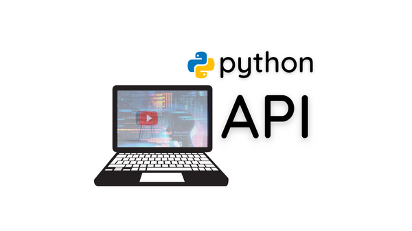 Learn Python APIs For Data Science Project
