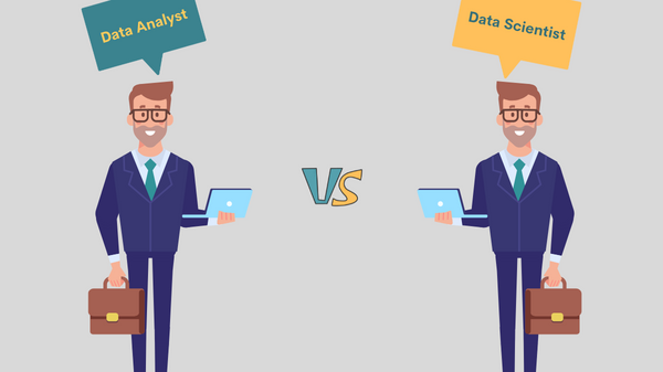7 Differences Between a Data Analyst vs a Data Scientist