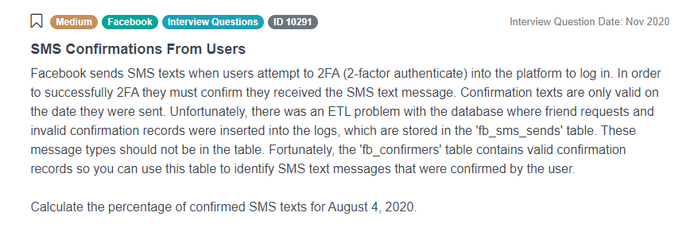 SMS Confirmations From Users