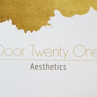 Door Twenty-One Aesthetics